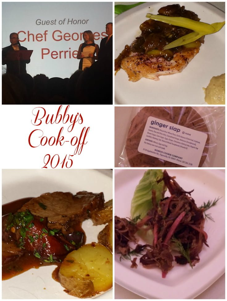Bubby's Cook-off 2015 - Real: The Kitchen and Beyond