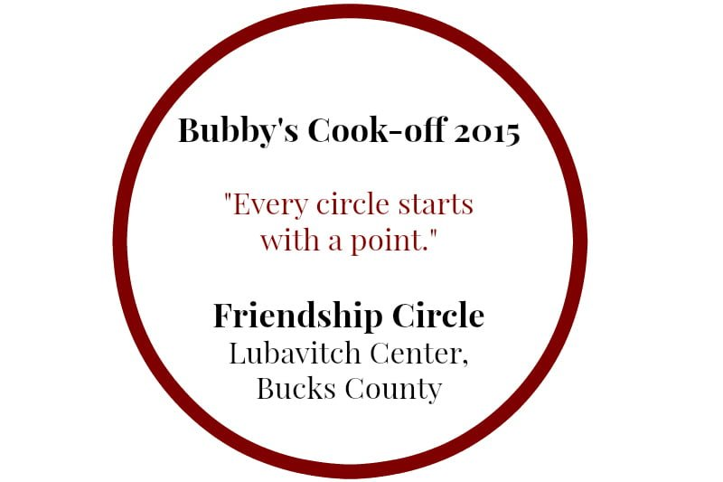 Bubby's Cook-off 2015