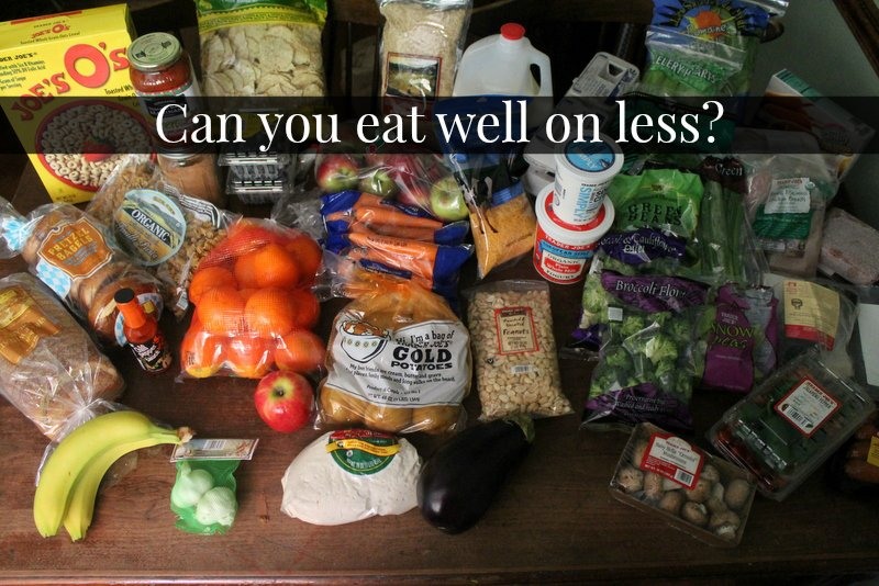 Can you eat well on less? Real: The Kitchen and Beyond