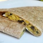 Black Bean and Egg Quesadillas