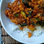 Easy Curried Vegetables