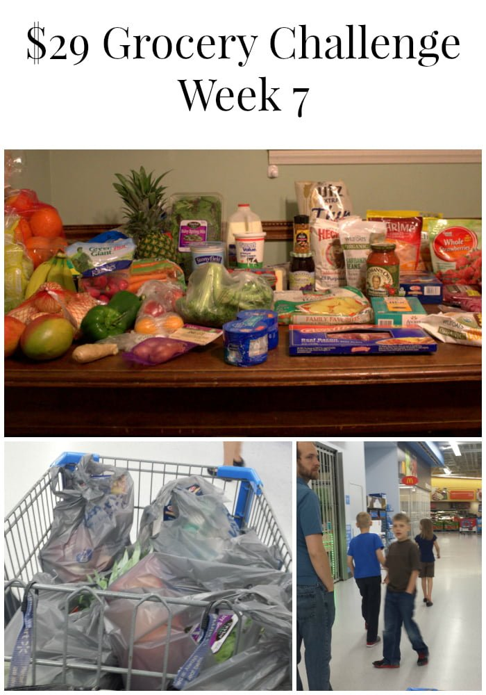 29 Dollar Grocery Budget Week 7 - Real: The Kitchen and Beyond