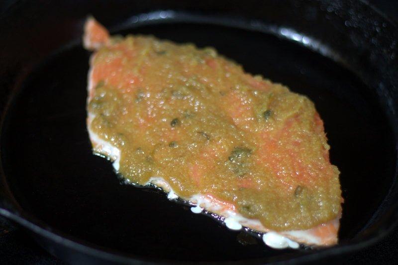 Easy Fish Recipe Blood Orange Jalapeño Salmon - Real: The Kitchen and Beyond