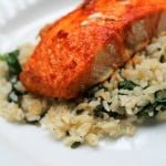 Easy Fish Recipes - Buffalo Salmon - Real: The Kitchen and Beyond