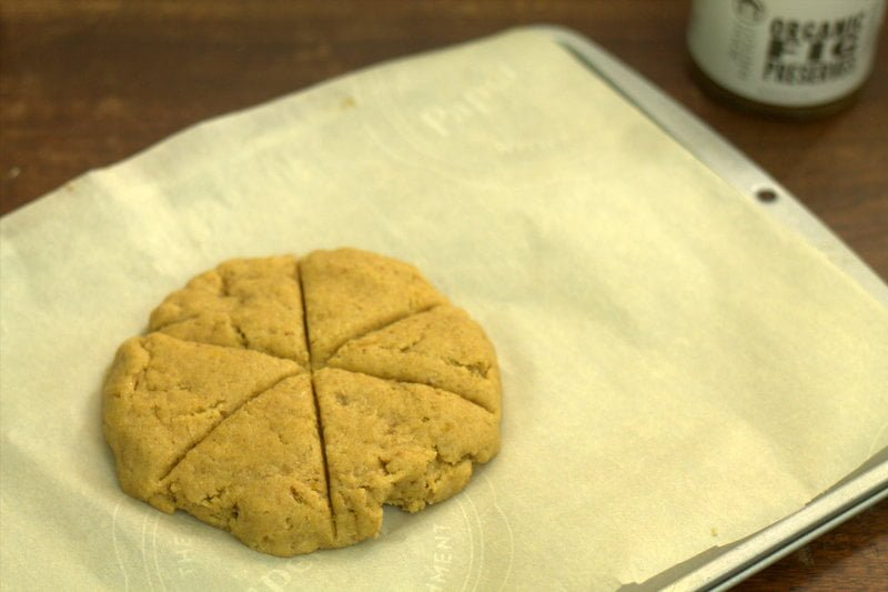 Whole Wheat Fig Scone Recipe Round 2 - Real: The Kitchen and Beyond