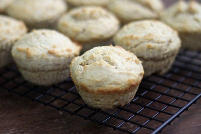 Maple Sour Cream Muffin Recipe