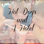 Portillo's Hotdogs and Comfort Inn Hotel