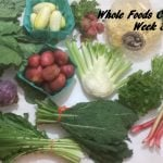 Whole Foods CSA Week 3