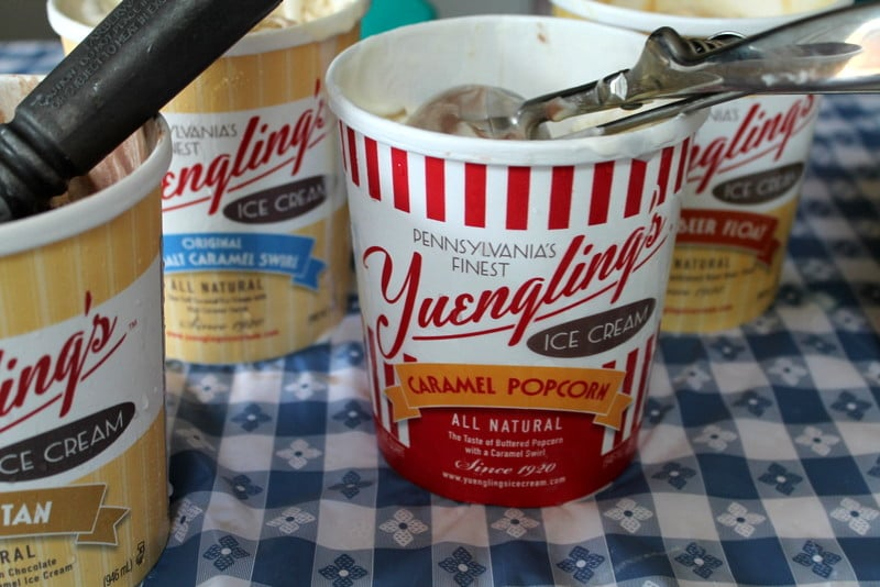 Yuengling Ice Cream Review - Real: The Kitchen and Beyond