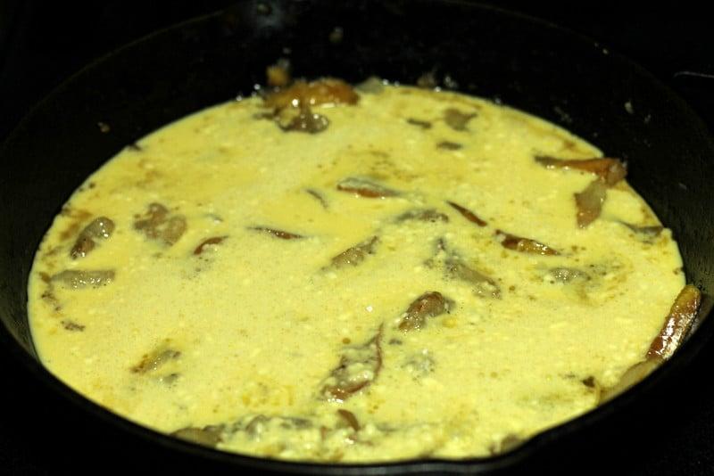 Cardamom Pear Oven Pancake Recipe Step 4