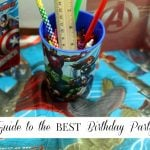 How to Throw a Children's Birthday Party Without Stress and Mess