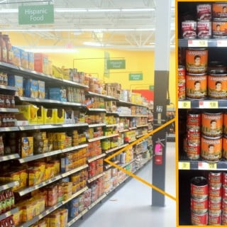 La Morena Products at Walmart