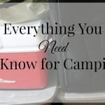 The Comprehensive Camping Guide Every Mom Needs for Survival