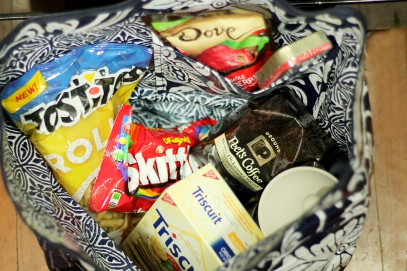 Smart Packing Tips for Smooth Road Trips Snack Bag