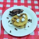 Camping in Rhode Island and S'mores Pancakes