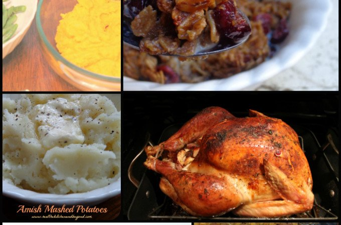 25 Delicious Thanksgiving Recipes to finish out your Thanksgiving table