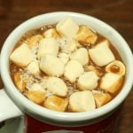Vegan Pumpkin Coconut Hot Cocoa