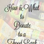 Healthy Items Food Banks Always Need