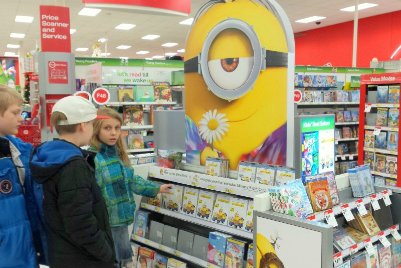 Minions Movie Metalpak with exclusive content available at Target