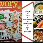 Savory, Your Free Guide to Recipes, Events, and More