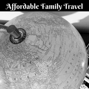 Affordable Family Travel