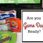 Game Day Traditions and A DIY Napkin Hack