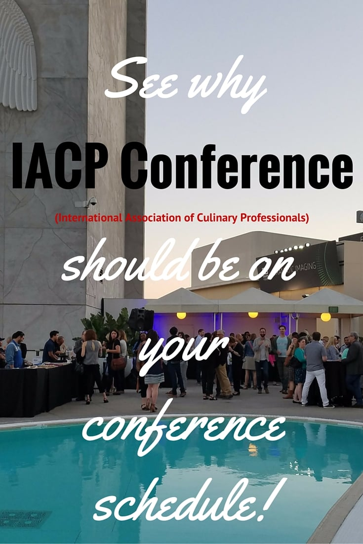 Are you looking for an educational and inspirational food writer conference? See if IACP Conference is right for you.