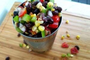 Black Bean and Corn Salsa Recipe 1