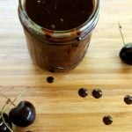Chocolate Cherry Sauce