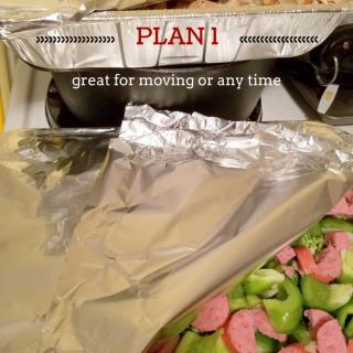 Freezer Meal Plan 1