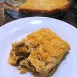 Acorn Squash and Apple Egg Bake