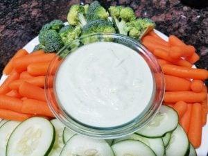 Easy Ranch Dip Recipe Secret Veggie