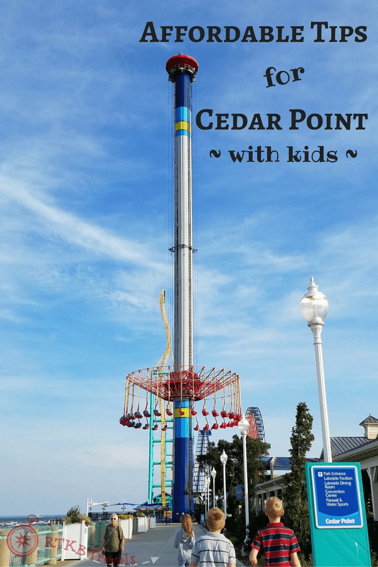 Affordable Tips for a Family Road Trip to Cedar Point