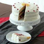 cranberry orange cake recipe slice