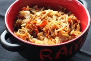 Egg Roll Stir Fry Recipe