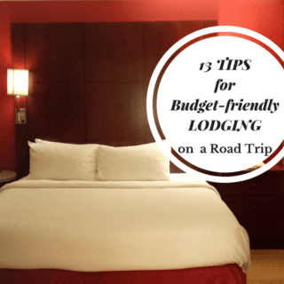 tips for affordable stays family road trip 1