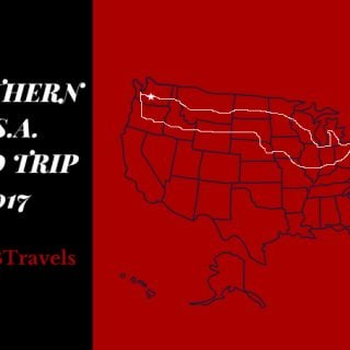 NORTHERN U.S.A. ROAD TRIP 2017