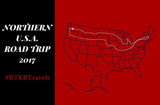 Family Road Trip Across Northern USA