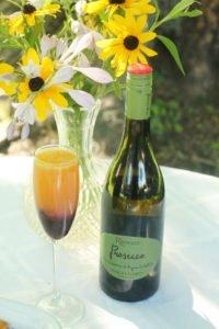Blueberry Orange Mimosa Recipe
