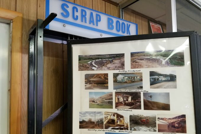 Central Washington Agricultural Museum Scrap book
