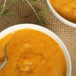 Dairy-free Butternut Squash Soup Recipe 2