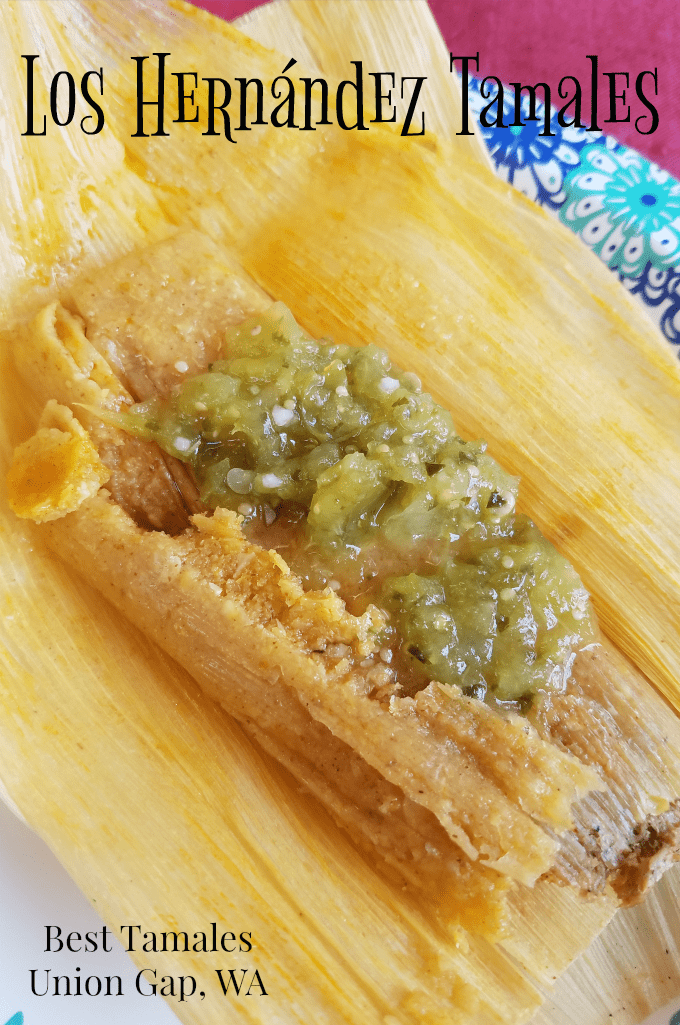 Visit Union Gap in Washington state for your next family road trip and make sure you try Los Hernández Tamales. - great tamales restaurant in Union Gap, WA