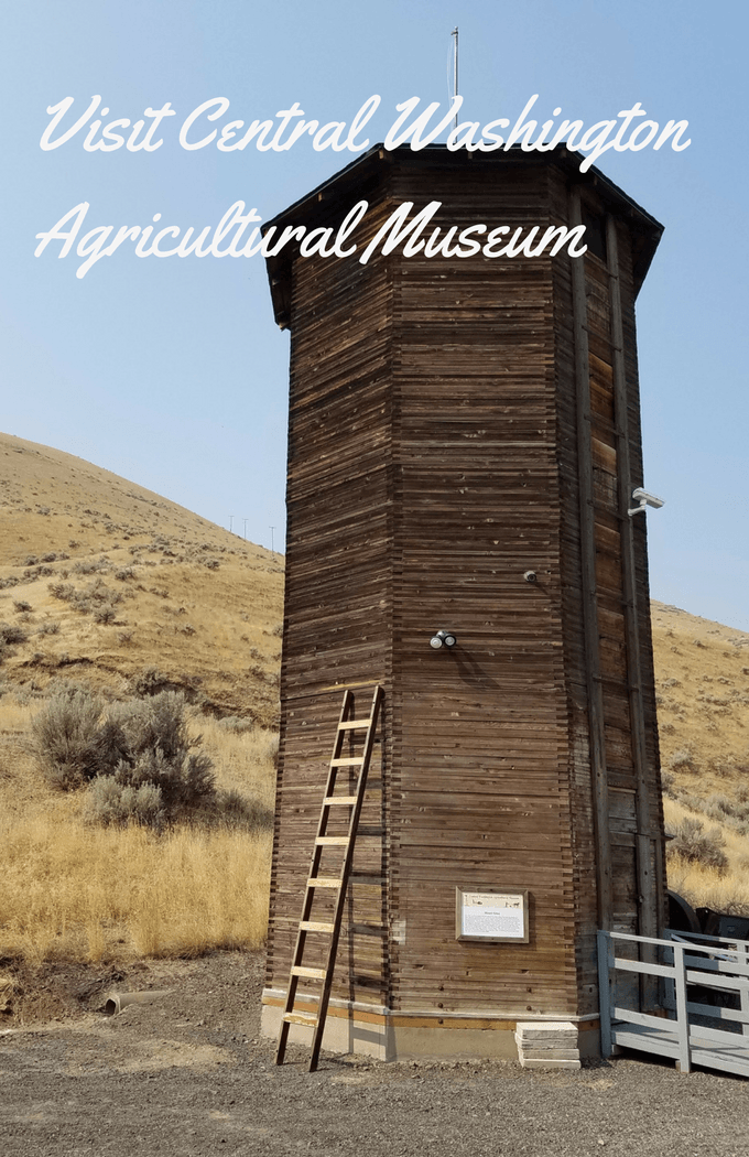Visit Central Washington Agricultural Museum Family Travel