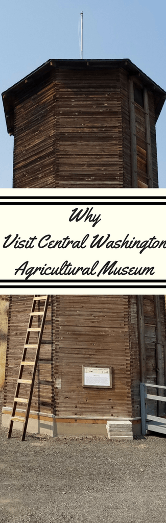 Central Washington Agricultural Museum is a family friendly attraction in Union Gap, WA and is a great way to learn about the history of agriculture and pioneers in Central Washington
