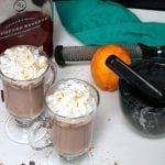 Chocolate Orange Hot Cocoa