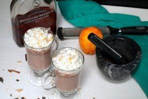 Chocolate Orange Hot Cocoa