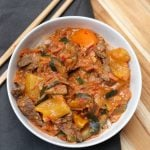 Bad Days and Comfort Food, Beef Panang Curry