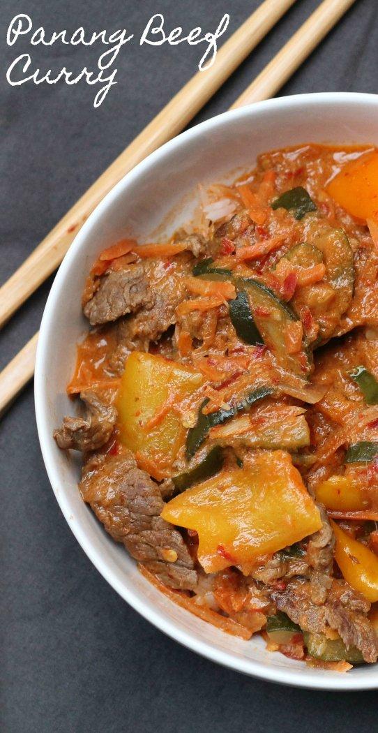 Beef Panang Curry Recipe