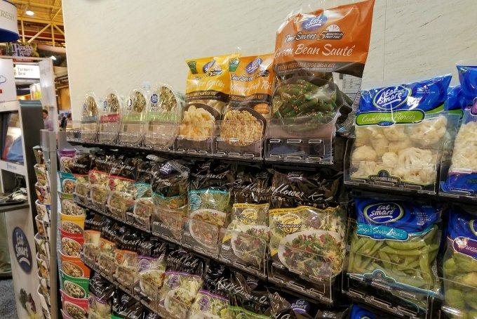 Fresh Produce Convenience Eat Smart