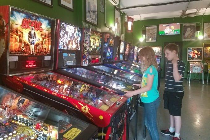 Padavans NY Pinball St. Charles MO